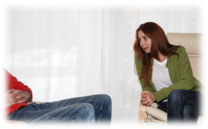Therapiesitzung